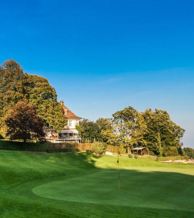 Photo extérieure practice golf Bonmont