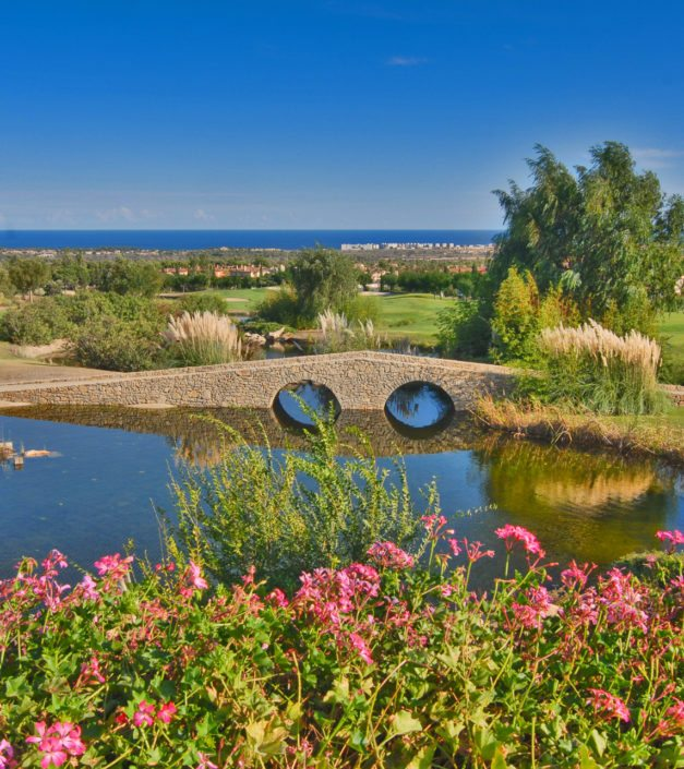 Bonmont Espagne photo jardin