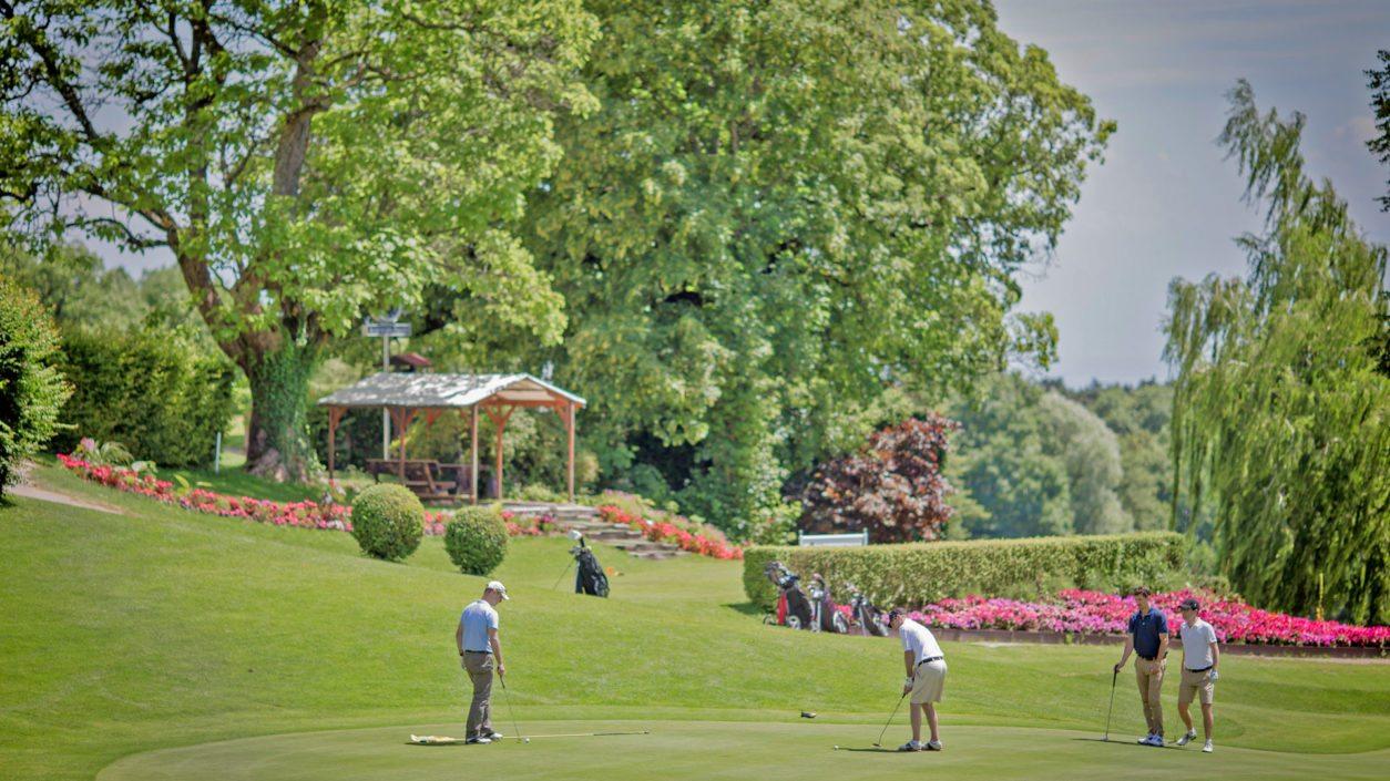 Tournoi de Golf extérieur Golf & Country Club Château de Bonmont