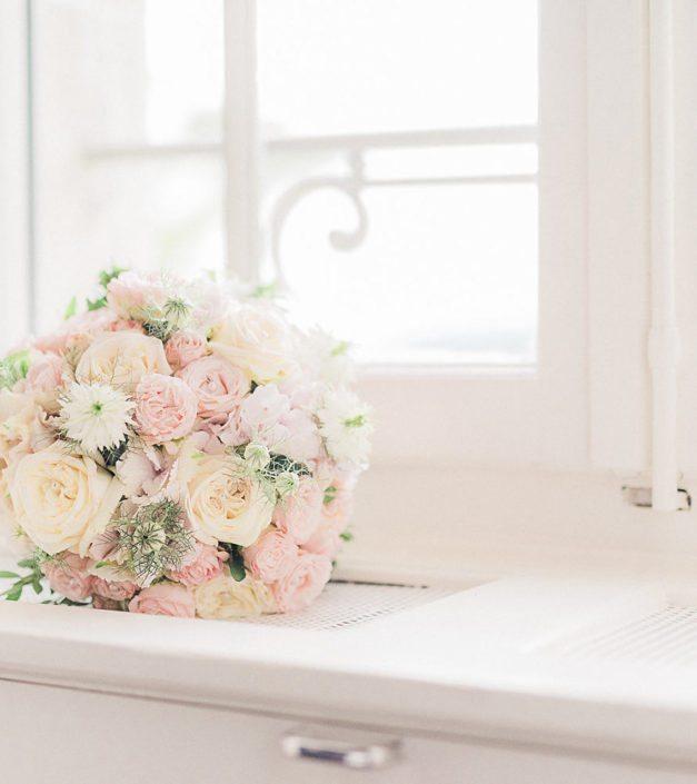 bouquet de fleurs mariage Bonmont