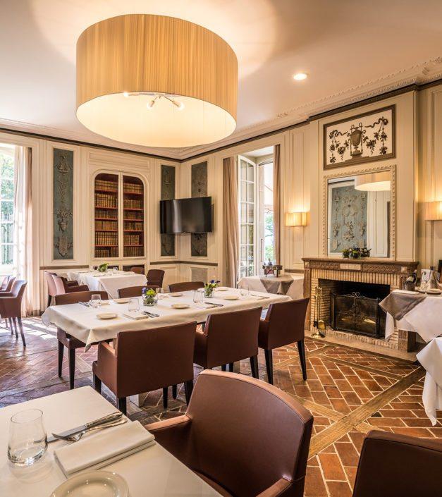 intérieur Restaurant Bonmont salle trianon