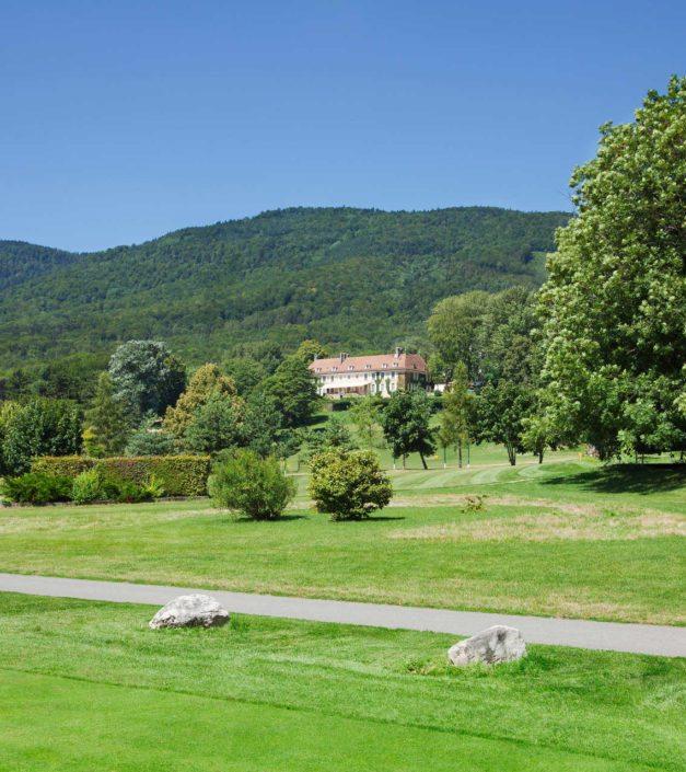Parc hotel Golf & Country Club Bonmont