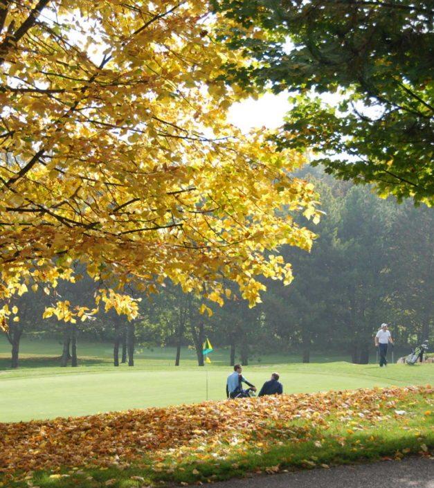 Domaine Golf & Country Club de Bonmont Automne