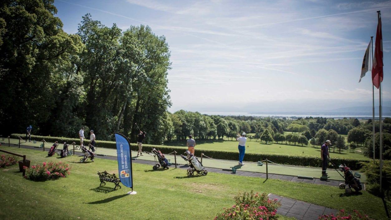 Practice golf Bonmont