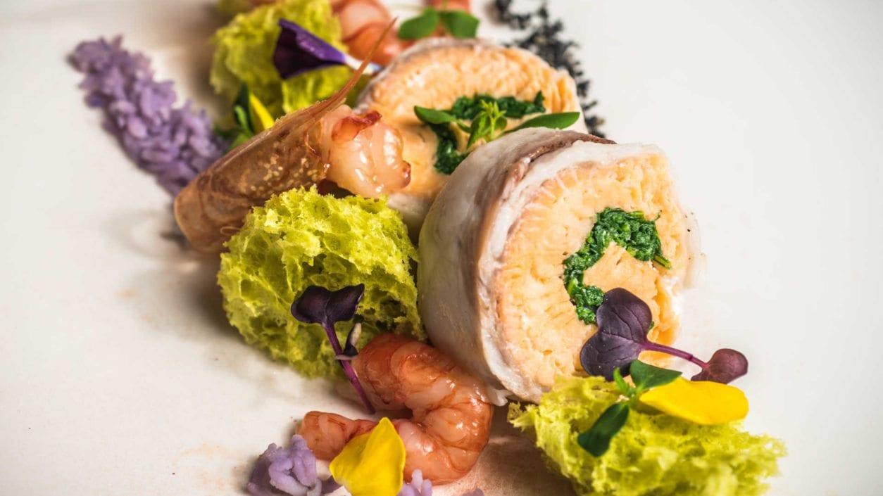 Plat du jour restaurant Gault Millau Bonmont