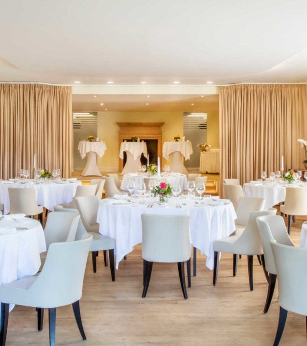 Banquet réceptions event Bonmont