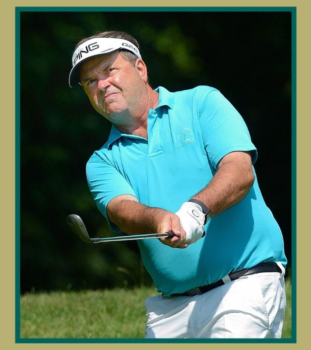 Boillat Francis pro golf membre Golf & Country Club de Bonmont