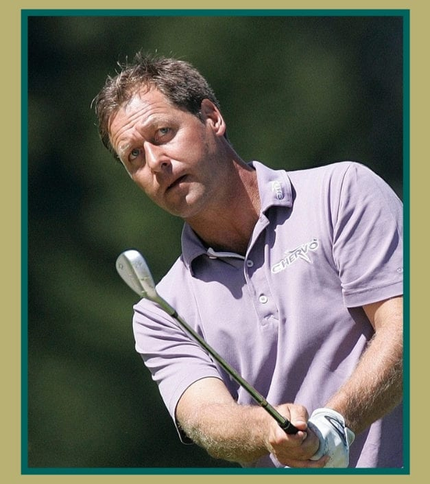 Gavin Healey professeur Golf & Country Club de Bonmont
