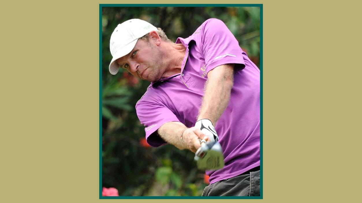 Jean Damien Yvet professeur Golf & Country Club de Bonmont