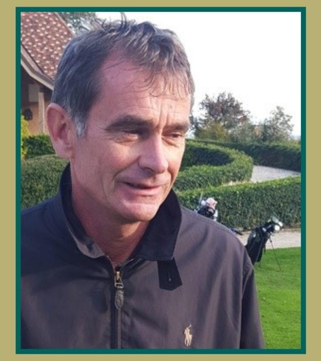 Yves Radal professeur Golf responsable section Juniors Bonmont