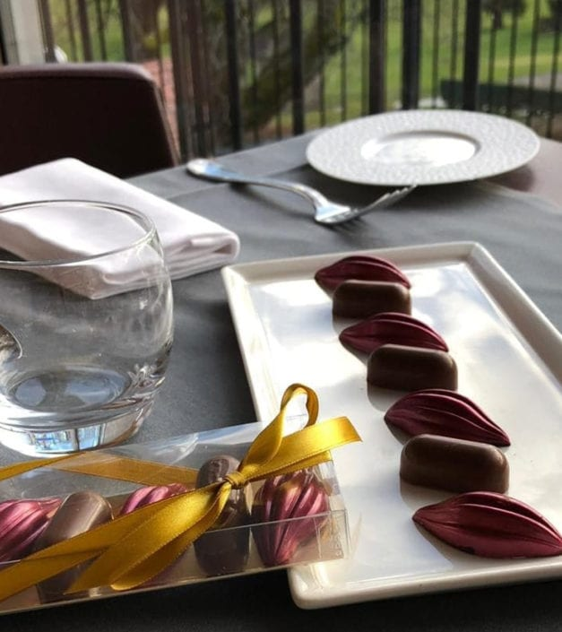 chocolats St Valentin Bonmont faits maison patisserie